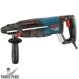 Bosch 1 In Sds plus D handle Bulldog Xtreme Rotary Hammer 11255vsr Recon