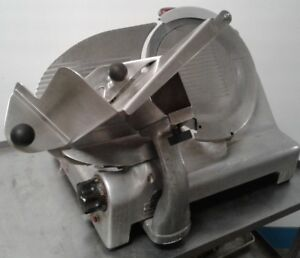 Berkel 808 Deli Meat Slicer With Sharpener