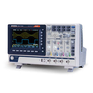 Instek Gds 1104b 100 Mhz 4 Channel Digital Storage Oscilloscope