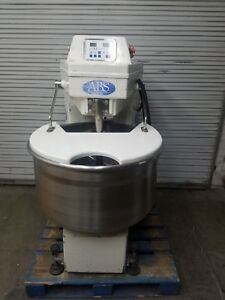 Spiral Mixer Model Abs Sm 120t 220 Volts 3phase 264 Lbs Dough