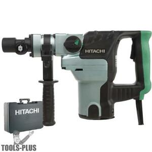 Hitachi Dh38ye2 1 1 2 Spline Shank Rotary Hammer 2 Mode New