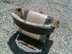 Farmall Ih 303 Combine Tractor Ihc Ih Deluxe Seat Assembly