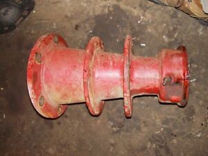 Mccormick Farmall F12 F14 Tractor Ih Rear Main Left Axle Housing Holder