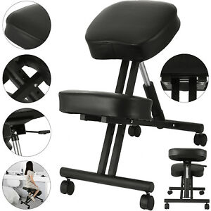 Kneeling Chair For Perfect Posture Ergonomic Knee Stool Relieving