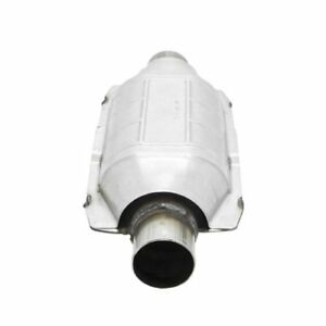 Flowmaster Catalytic Converter Universal 225 Series 2 50 In Inlet Outlet