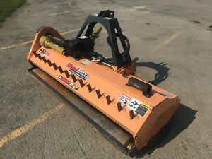 Woodmaxx Fm 88h 79 Cut Flail Mower With Hydraulic Offset 50 90hp