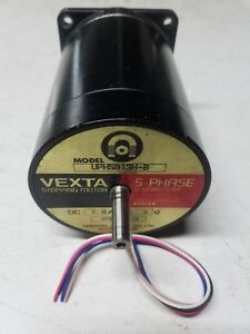 Oriental Motor Co Vexta Stepping Motor Ph5913h b 5 Phase Dc 2 8a 2 Ohm