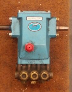 Cat Pump 5cp3120 3500psi For Pressure Washer Untested