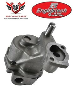 Enginetech Chevy Sbc 283 305 307 327 350 400 High Volume Oil Pump Epk141hv