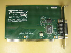 National Instruments At gpib tnt 183663c 01