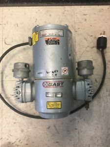 Gast Oil less Compressor Twin Cylinder 3hbb 32 m300x