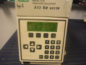 Bio rad 2128 Fraction Collector