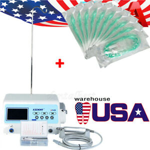 Dental Micromotor Surgical Implant System Motor handpiece 10bags Irrigation Tube