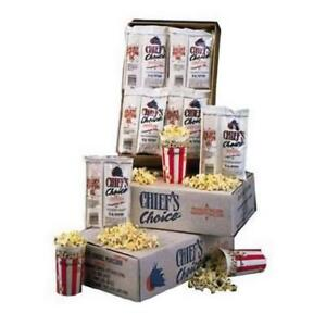 Star Cc28 6oz Chief s Choice Popcorn 28 6 Oz Packs