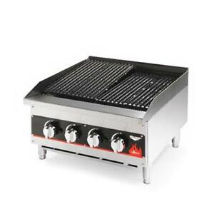 Vollrath 407302 24 In Cayenne Gas Charbroiler Grill