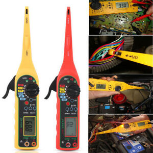 Auto Circuit Tester Multi Function Multimeter Lamp Probe Car Diagnostics Pencil