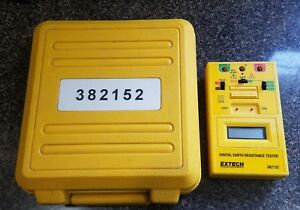 Extech 382152 Earth Ground Resistance Tester Kit