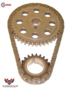 Cloyes Ford 302 351w Windsor Timing Gears And Timing Chain 1972 1988