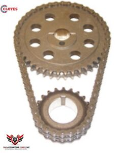 Cloyes Ford 302 351w Windsor Timing Gears And Timing Chain 1984 2001