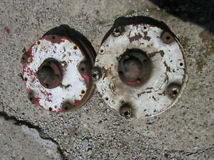 Oliver 66 Rowcrop Tractor Front Hub Cap Bearing
