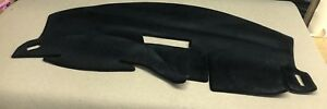 1993 1994 1995 1996 Chevy Camaro Z28 Dash Cover Blk Velour