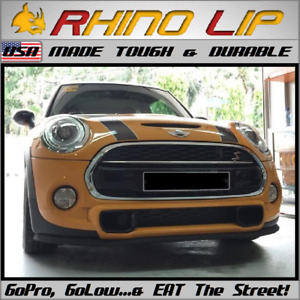 Mini Cooper Mark Vi R50 Mini One Hatch R52 R53 F54 Jcw Flexible Rubber Chin Lip