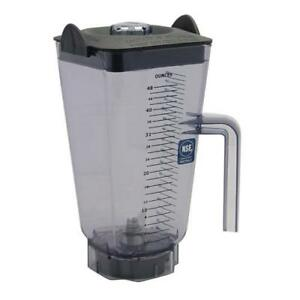 Vitamix 15504 48 Oz Container Assembly With Wet Blade And Lid