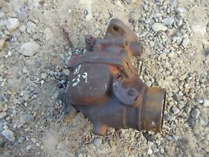 1939 Farmall M Mv Tractor Ih Ihc Original Carburetor Assembly Good Bowl Forparts