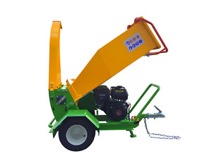 Gts1500 Motorized Wood Chipper From Victory Tractor Implements