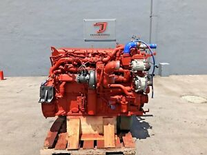 2013 Cummins Isx15 450 Diesel Engine Cm2350 2013 Epa Cpl 3937 450hp