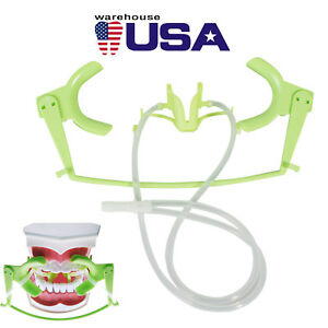 Usps Dental Retractor Oral Dry Field System Lip Cheek Retractor Green Mouth Ce