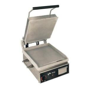 Star Gr14sn Pro max Countertop Sandwich Grill W Smooth Plates