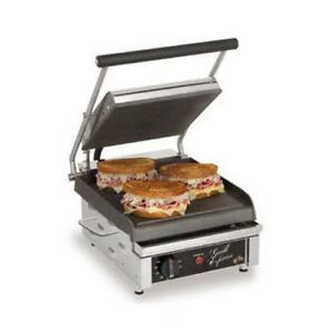 Star Gx10is Grill Express 10 In Smooth Sandwich Grill
