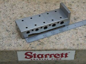 2 Inch Wide 5 Inch Sine Bar Toolmaker Made