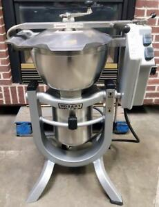 Hobart Hcm300 30 Quart Commercial Bakery Equipment Dough Cutter Mixer Chopper