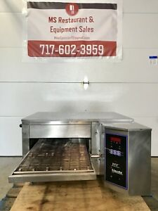 Lincoln Impinger Dtf 16 Electric Sandwich Pizza Conveyor Oven 3 Phase