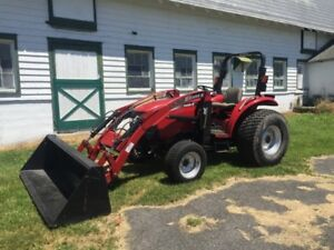 2008 Caseih Dx60 Tractor With Loader 4wd Nice Shape
