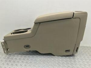 08 10 Ford Explorer Mountaineer Floor Console Oem 241 01349