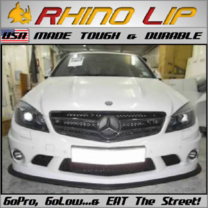 Mercedes Amg Kompressor Cl55 Affalterbach Coup Rlx Spoiler Chin Lip Rubber Trim