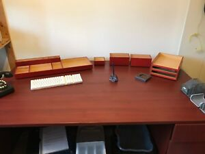 Pottery Barn Executive Office Organizers