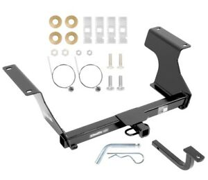 Trailer Tow Hitch For 09 13 Subaru Forester 1 1 4 Receiver W Draw Bar Kit