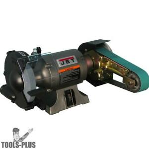 Jet 577109 Shop Grinder With Multitool Attachment 6 New