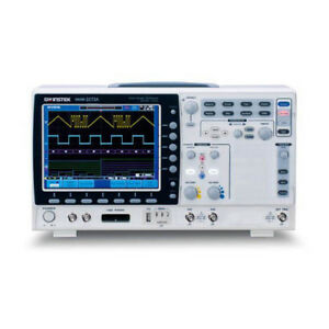 Instek Gds 2072e 70 Mhz 2 channel Vpo Digital Storage Oscilloscope