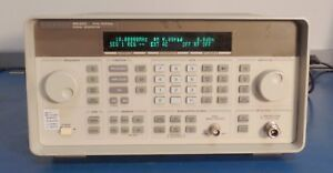 Agilent keysight 8648c Synthesized Rf Signal Generator 9khz 3200 Mhz