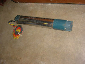 Franklin Electric 6 Submersible Well Pump Motor 15 Hp 3ph Continuous Duty