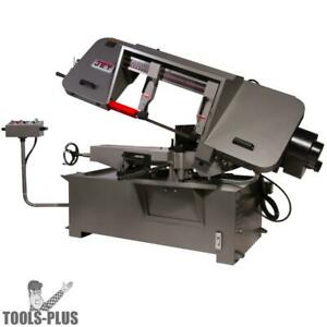 Jet 424476 Semi automatic Mitering Variable Speed Bandsaw 12 X 20 New