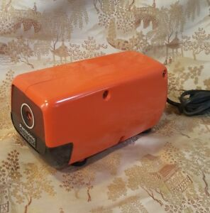 Vintage Panasonic Electric Pencil Sharpener Le oringe Kp 88a Made In Japan