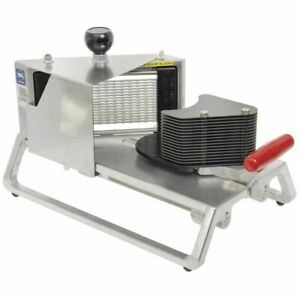 Vollrath 15103 1 4 Instaslice Tomato Slicer W Scalloped Blades