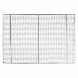 Hubert Fry Screen Nickel plated Steel Wire 25 L X 17 W