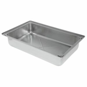Hubert Chafer Water Pan Full Size Stainless Steel 22 L X 14 W X 4 1 2 H